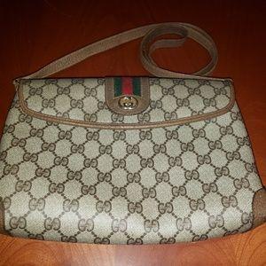 Gucci Vintage Crossbody Purse